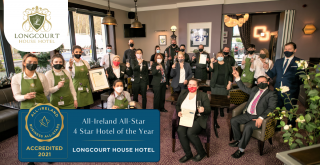 Longcourt House Hotel | All-Ireland Business Foundation