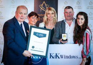 Business-All-Stars-2018 K&K Windows
