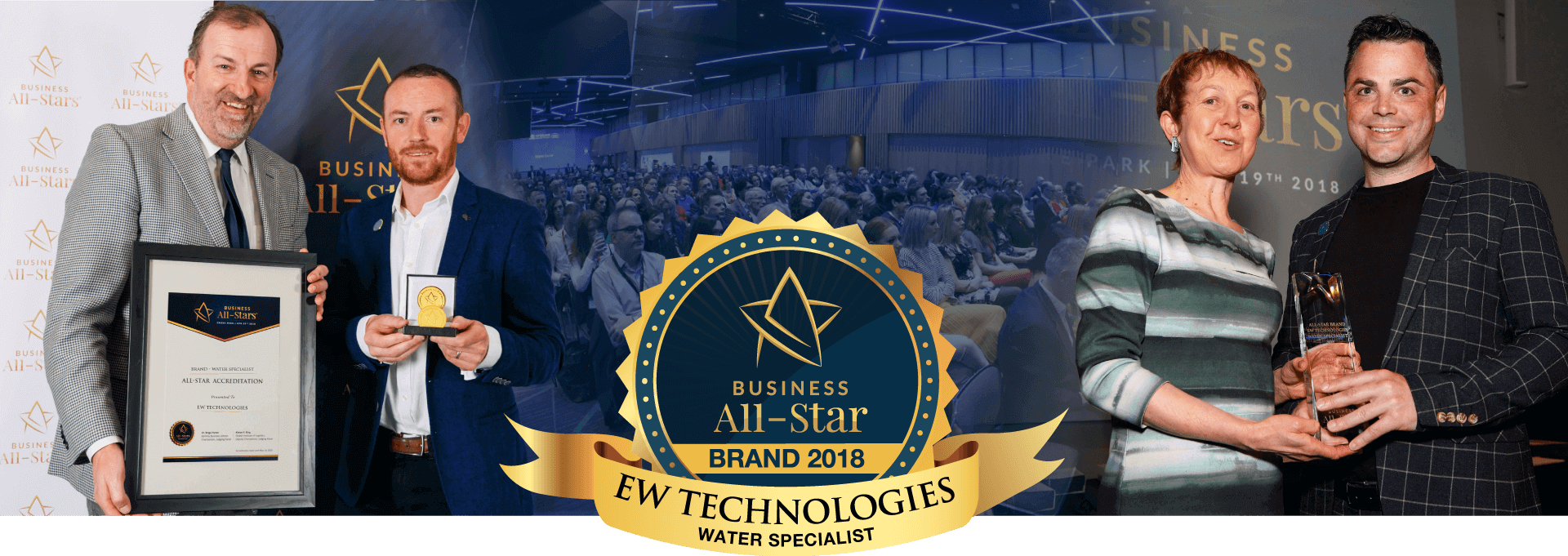 Business All - Stars Award, Croke Park Dublin