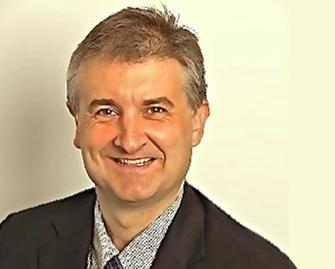 Simon Haigh at All Ireland Business Summit, Dublin