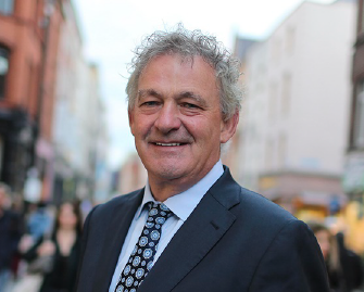 Peter Casey at All Ireland Business Foundation