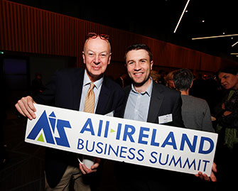 Bobby Kerr at All Ireland Business Foundation