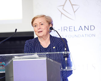 Frances Fitzgerald MEP at All Ireland Business Foundation