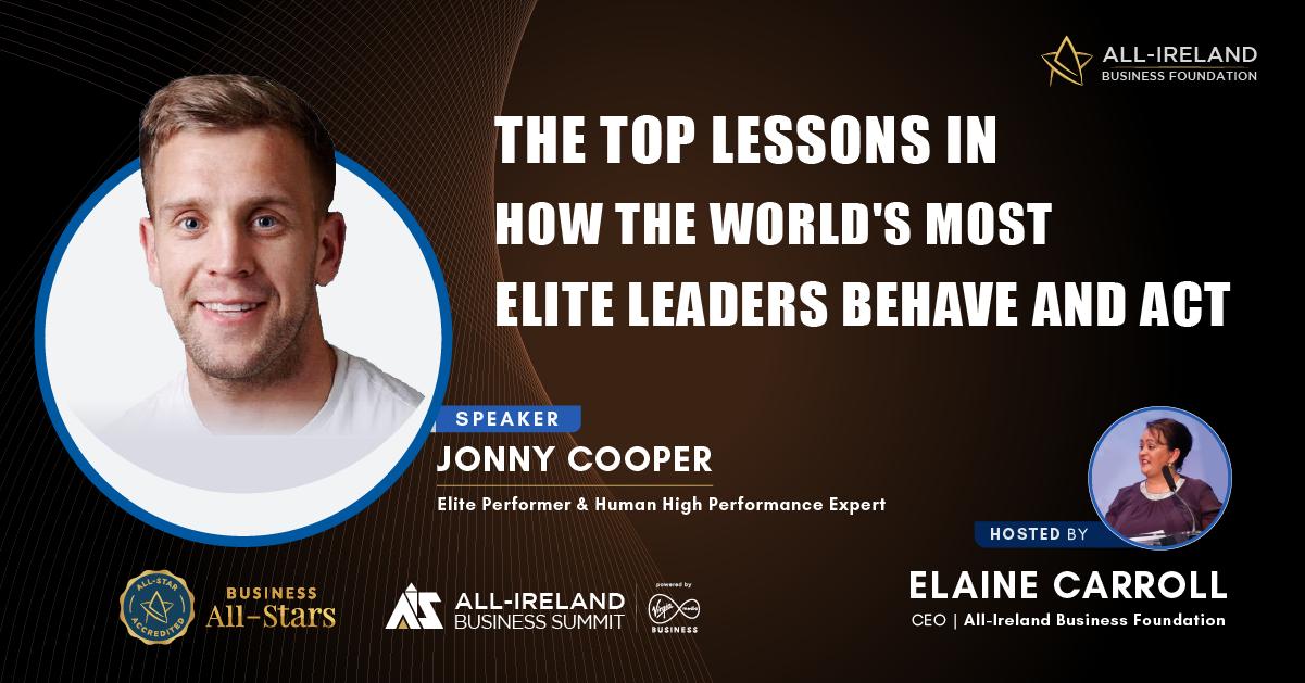 Jonny Cooper -AIBF