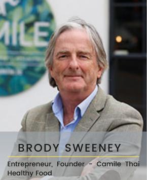 Brody Sweeney | AIBF
