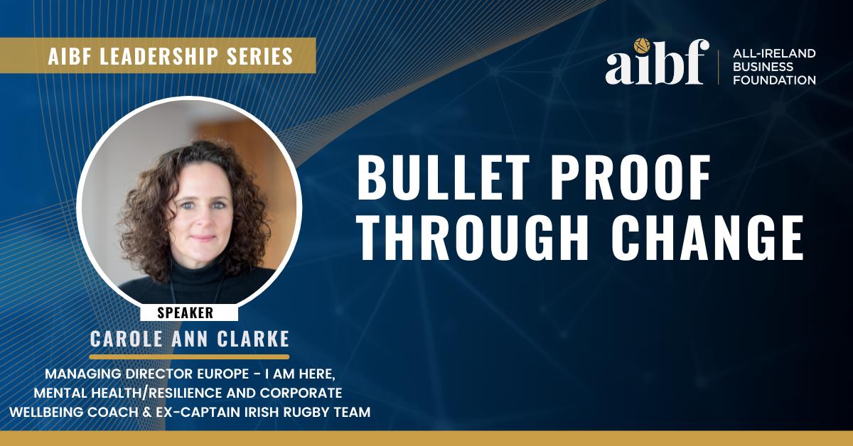 Carole Ann Clarke | AIBF