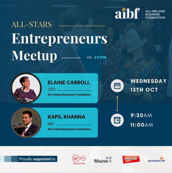 All-Stars Entrepreneurs Meetup | AIBF