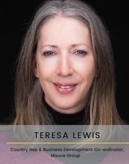 Teresa Lewis   AIBF